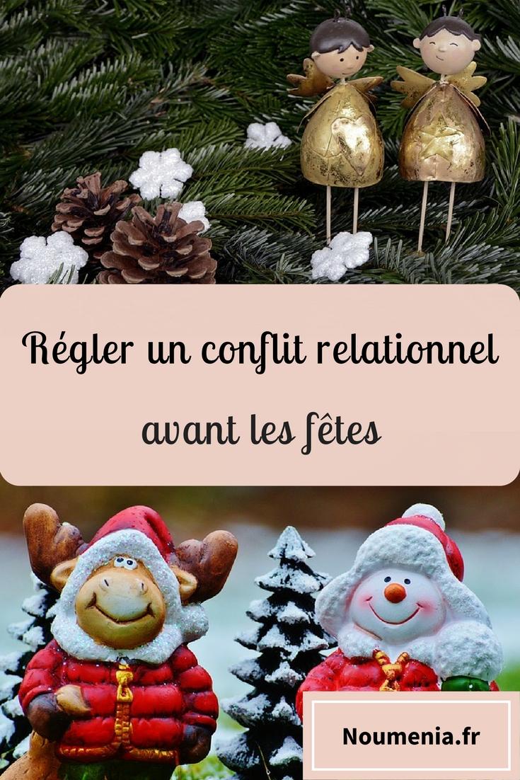 Régler un conflit relationnel